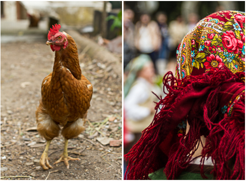 Galician Headdresses ©2013 Helena McMurdo